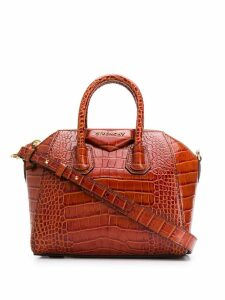 Givenchy mini Antigona tote - Brown