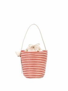 Cesta Collective bucket bag - Red