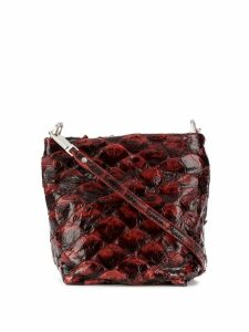 Rick Owens Small Adri bag - Red