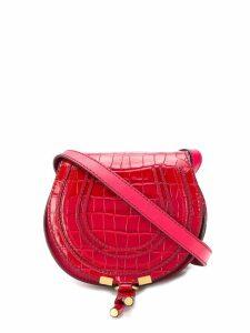 Chloé Marcie shoulder bag - Red
