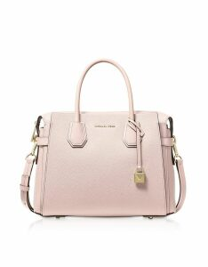 Michael Kors Designer Handbags, Mercer Belted Medium Satchel Bag