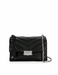 Michael Kors Designer Handbags, Quilted Cece Medium Convertible Shoulder Bag