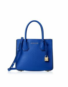 Michael Kors Designer Handbags, Grecian Blue Mercer Tote Bag
