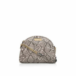 Carvela Felicity Dome Bag - Snakeskin Cross Body Bag