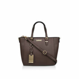 Carvela Fan Winged Tote - Brown Tote Bag