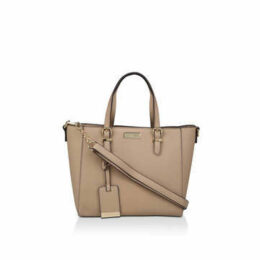 Carvela Fan Winged Tote - Bone Tote Bag