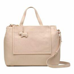 Farthing Downs Large Zip-Top Shoulder Bag