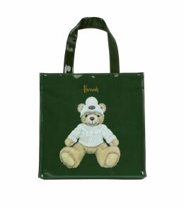 Small Joshua Christmas Bear 2019 Tote