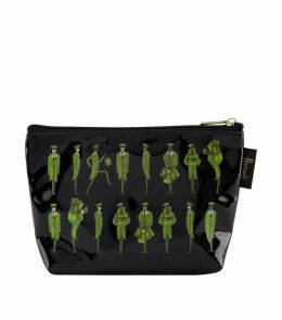 Green Man Travel Pouch