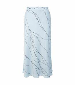 Iva Midi Skirt
