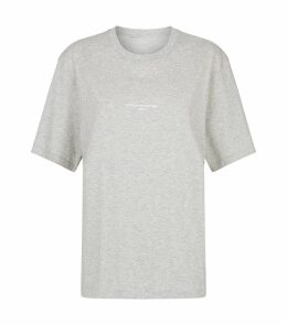 2001 Logo Cotton T-Shirt