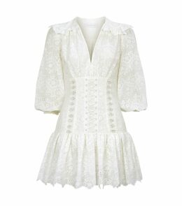 Corset Lace Dress