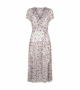 Floral Alix Freefall Dress
