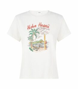 Cotton Aloha Hawaii T-Shirt