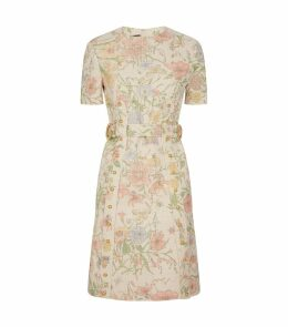 Floral Tapestry Dress