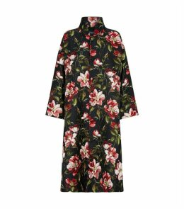 Chinese Floral Print Jacket