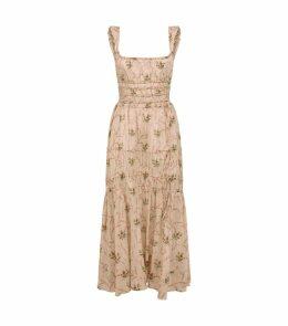 Prisca Floral Print Dress