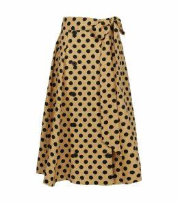 Diana Linen Skirt