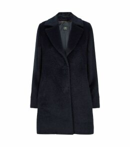 Alpaca-Wool Coat