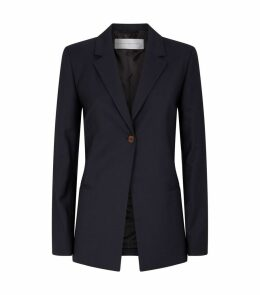 Bow-Back Blazer