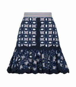 Embroidered Sheila Skirt