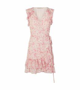 Priya Rossa Wrap Dress