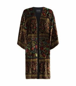 Floral Robe Coat