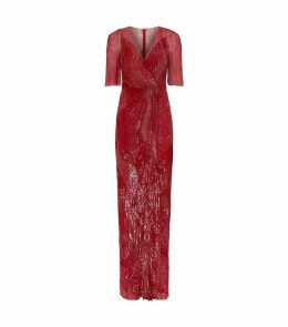 Dana Embellished Gown
