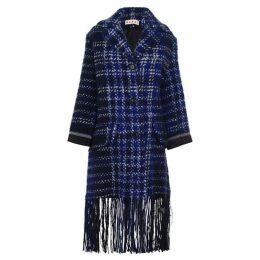 Marni Marni Woven Coat Ld94