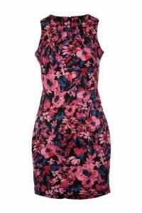 Floral Bloom Shift Dress