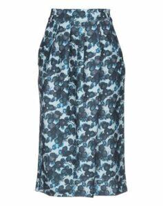 B.YU SKIRTS 3/4 length skirts Women on YOOX.COM