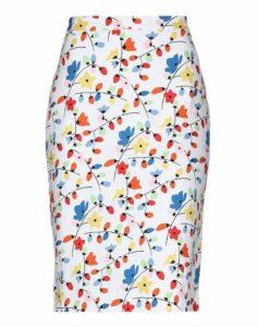 LOVE MOSCHINO SKIRTS Knee length skirts Women on YOOX.COM