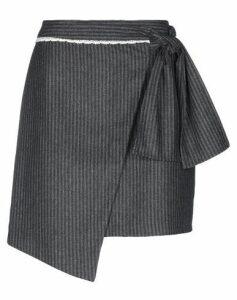 SEMICOUTURE SKIRTS Knee length skirts Women on YOOX.COM