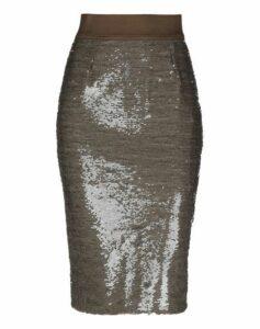 MARIA DI SOLE SKIRTS Knee length skirts Women on YOOX.COM