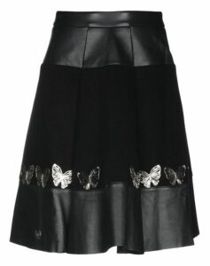 PHILIPP PLEIN SKIRTS Knee length skirts Women on YOOX.COM