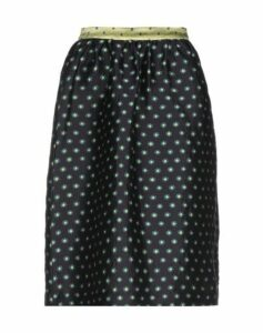 MULLER of YOSHIO KUBO SKIRTS Knee length skirts Women on YOOX.COM