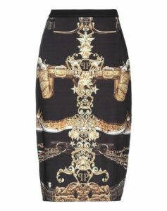 PHILIPP PLEIN SKIRTS 3/4 length skirts Women on YOOX.COM