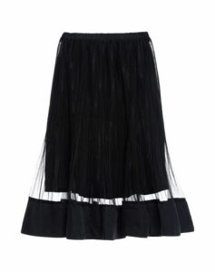 CUBIC SKIRTS Knee length skirts Women on YOOX.COM