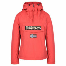 Napapijri  Rainforest W Wint 1 Sparkling Red  women's Parka in Red