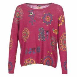 Desigual  UPPER  women's Sweater in Red