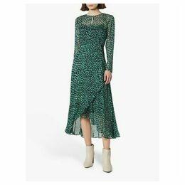 L.K.Bennett Beya Spotted Dress