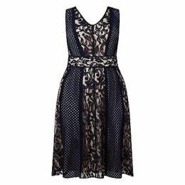 Studio 8 Atlanta Dress, Navy