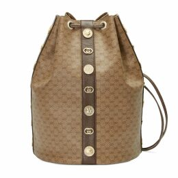 Mini GG Supreme drawstring backpack