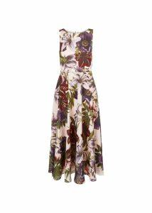 Carly Dress Blush Multi