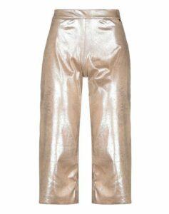 GOA GOA TROUSERS 3/4-length trousers Women on YOOX.COM
