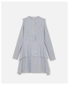 Stella McCartney White Noosa Dress, Women's, Size 10