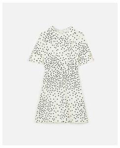 Stella McCartney White Laurieton Dress, Women's, Size 14