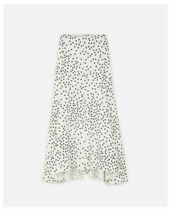 Stella McCartney White Aldgate Skirt, Women's, Size 12