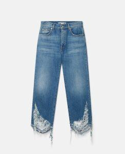 Stella McCartney White Aldgate Skirt, Women's, Size 12