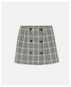 Stella McCartney Black Alexandra Skirt, Women's, Size 12
